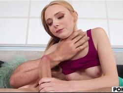 Teen Ava Hardy Has A Stretchy Pussy