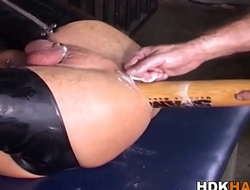 Happy-go-lucky fetish stud fisted