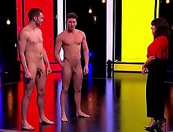 Naked Attraction Gay Highlights 2.2, Gorgeous College Guys