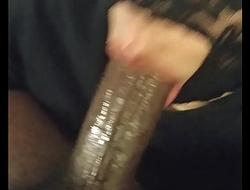 sucking my straight friend's big dastardly cock