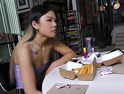 MUST WATCH: Barely legal Lulu Chu cheats on fiance!