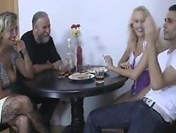 Miluse in a threesome