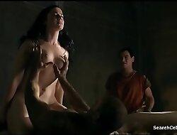 Jessica Grace Smith Spartacus Gods A catch Square