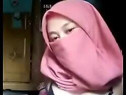 Jilbab nude melayu tudung